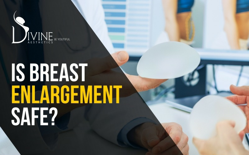 Is Breast Enlargement Safe And How Much Does It Cost In India?